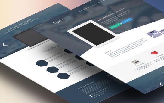 漾多媒體網頁設計服務