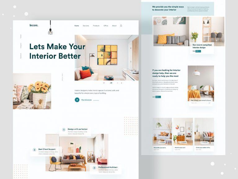 網頁設計頁面該如何排版?