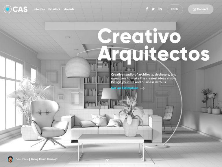 視覺驚豔的網頁設計,是這樣設計出來的!
