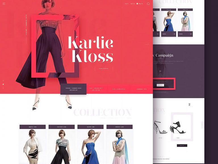 我做的網頁為什麼不夠時尚?